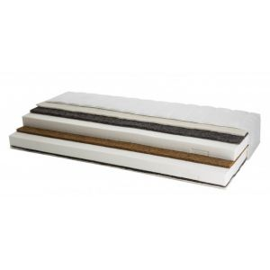 Naturlatex Kokos Rosshaar 16 cm