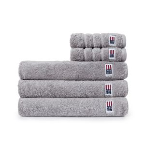 Lexington Original Towel, dunkelgrau