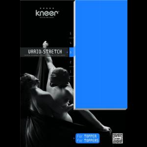 Vario Stretch Spannleintuch für Topper, Qualität 22