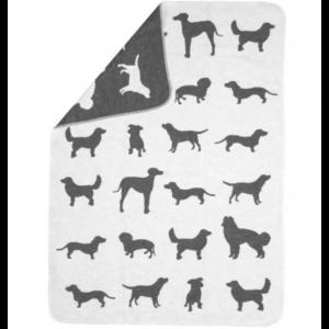 """Haustierdecke """"Hunde allover"""""""