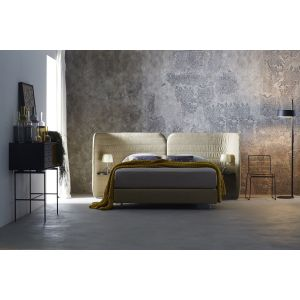 "Pure Bed ""Calm2"" Benno-880-Curry"